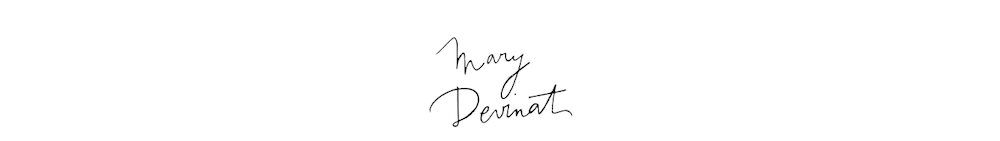 mary devinat banniere